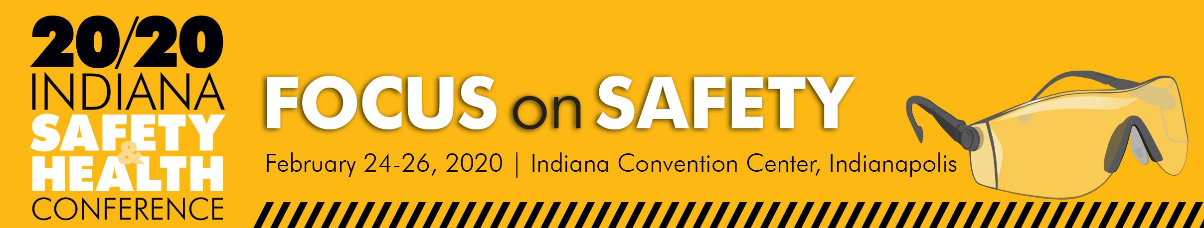 Indiana Health and Safety conference Logo